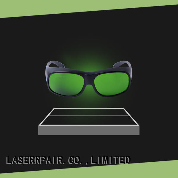 LASERRPAIR rich experience red laser safety glasses solution expert for industry