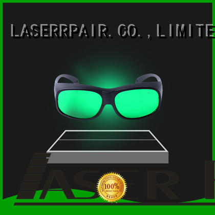 LASERRPAIR alexandrite laser safety glasses producer for industry