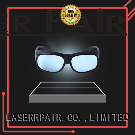 LASERRPAIR premium quality diode laser safety glasses for science