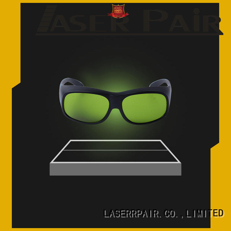 LASERRPAIR 532nm safety glasses from China for science