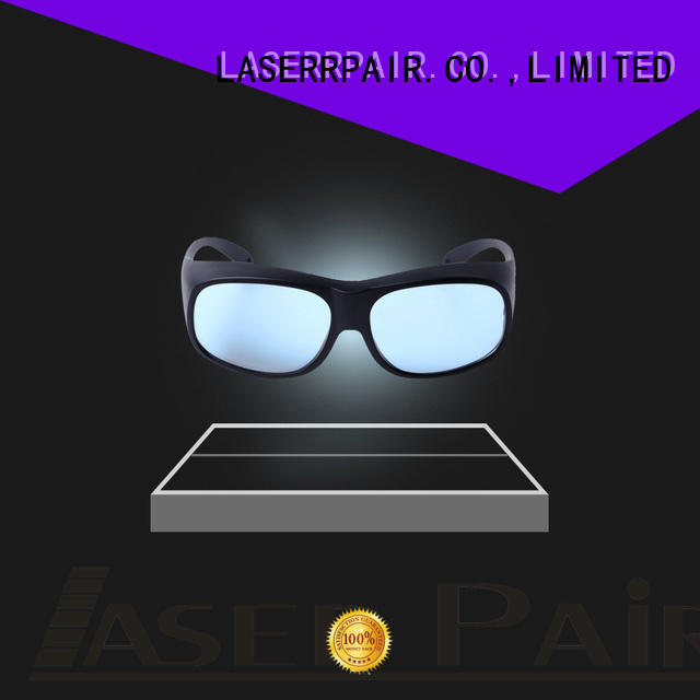 LASERRPAIR alexandrite laser safety glasses producer for military