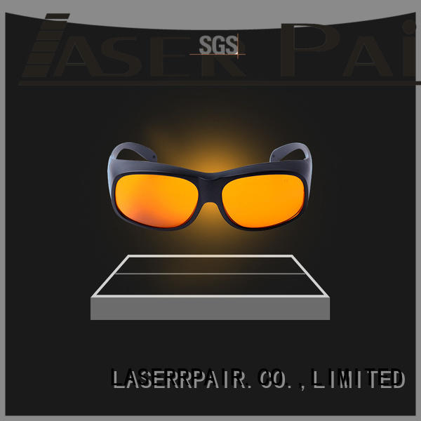 LASERRPAIR diode laser safety glasses supplier for medical