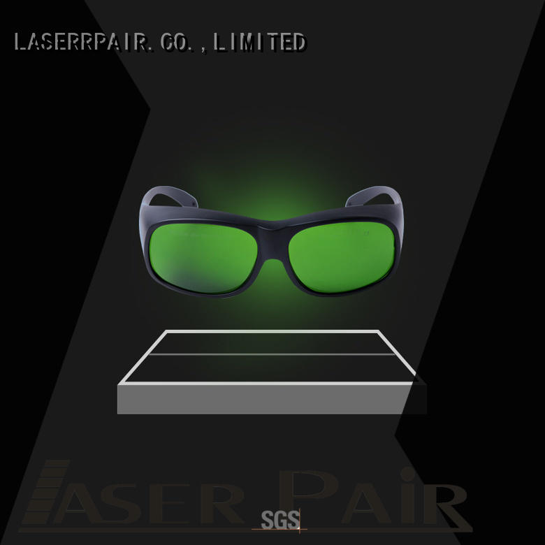 LASERRPAIR laser goggles exporter for military