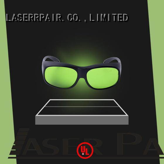 LASERRPAIR laser protective eyewear source now for medical
