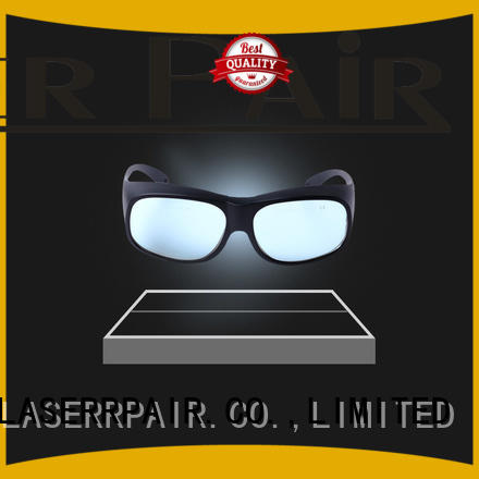 LASERRPAIR custom diode laser safety glasses from China for medical