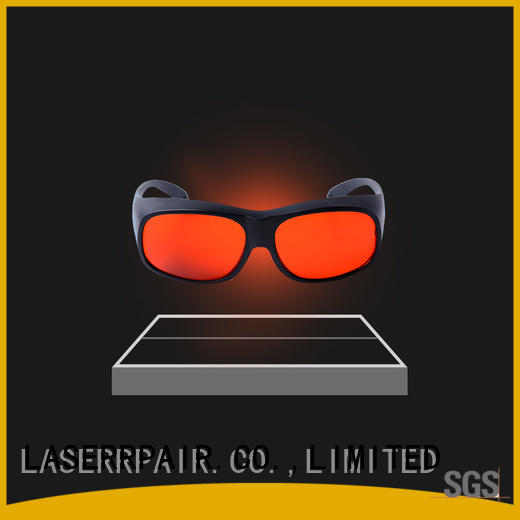 LASERRPAIR hot sale co2 laser safety glasses order now for light security