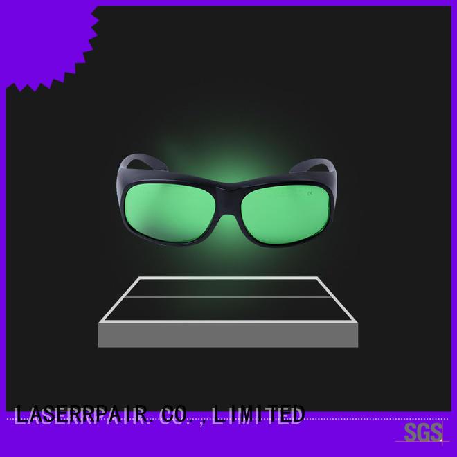 LASERRPAIR most popular laser goggles manufacturer for military