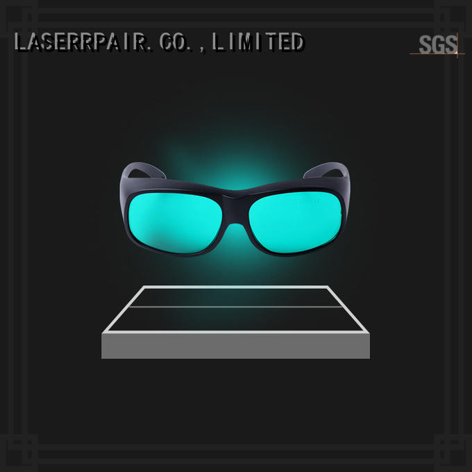 LASERRPAIR the newest ipl safety glasses awarded supplier for light security
