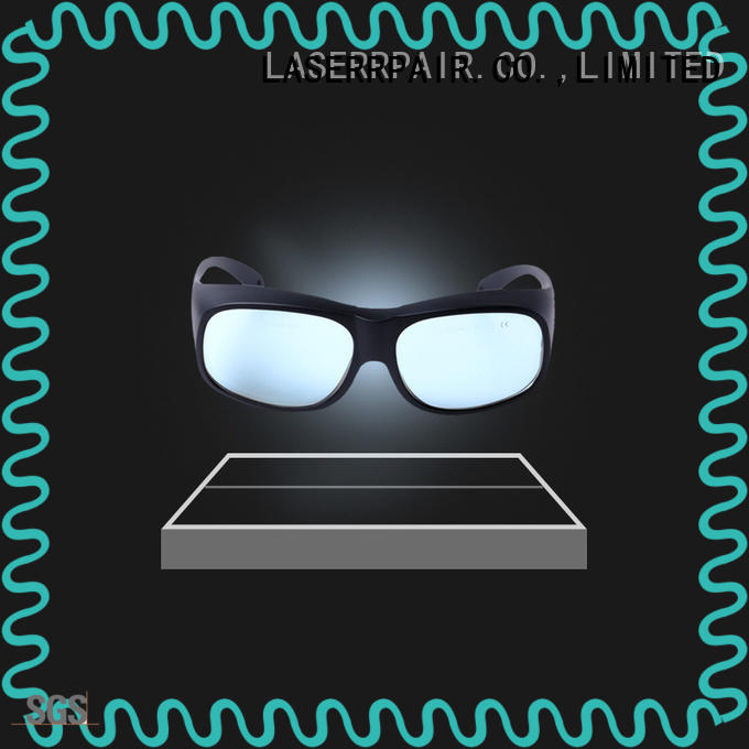 LASERRPAIR best-selling co2 laser safety glasses overseas trader for light security
