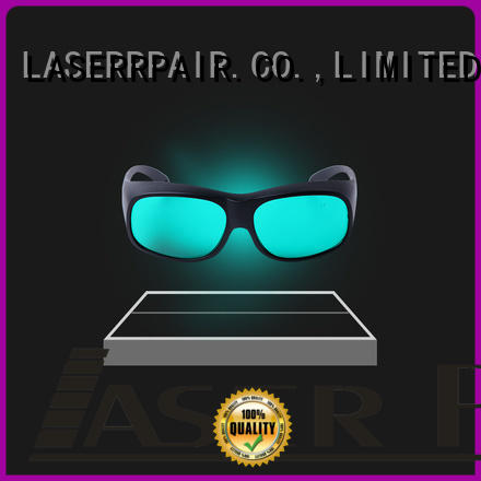 LASERRPAIR premium quality laser protective eyewear from China for wholesale