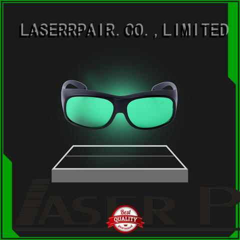 LASERRPAIR laser safety window source now for medical