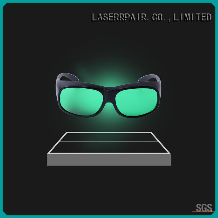 LASERRPAIR premium quality alexandrite laser safety glasses international trader for military