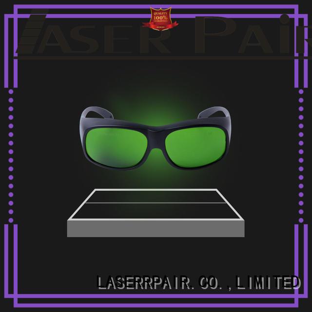 LASERRPAIR laser goggles producer for medical