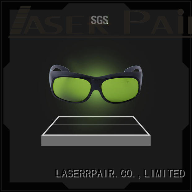 LASERRPAIR diode laser safety glasses from China for wholesale