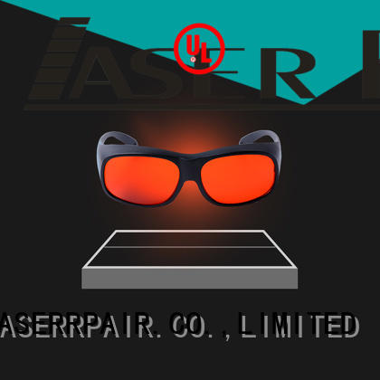 LASERRPAIR co2 laser safety glasses producer for science