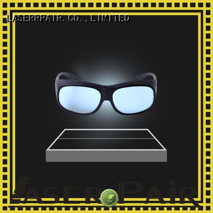 LASERRPAIR alexandrite laser safety glasses exporter for wholesale