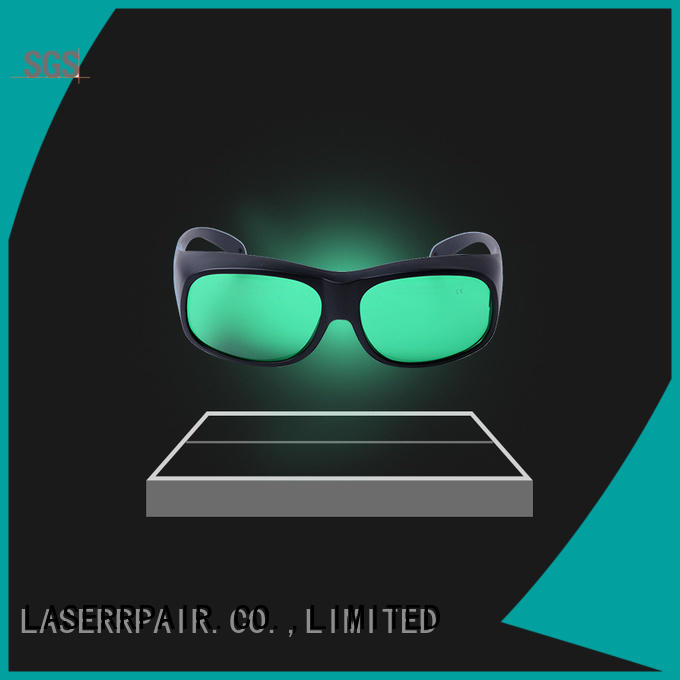 LASERRPAIR laser safety window producer for light security