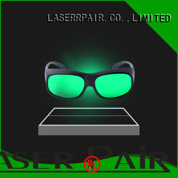 LASERRPAIR custom laser safety window supplier for light security