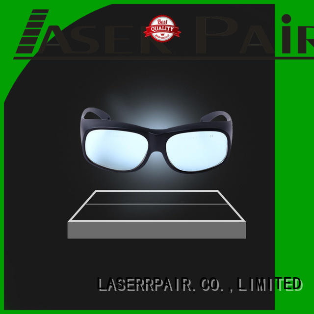 LASERRPAIR red laser safety glasses manufacturer for science