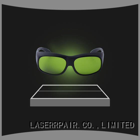 LASERRPAIR laser safety window solution expert for light security