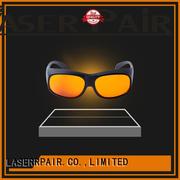 LASERRPAIR custom co2 laser safety glasses overseas trader for light security