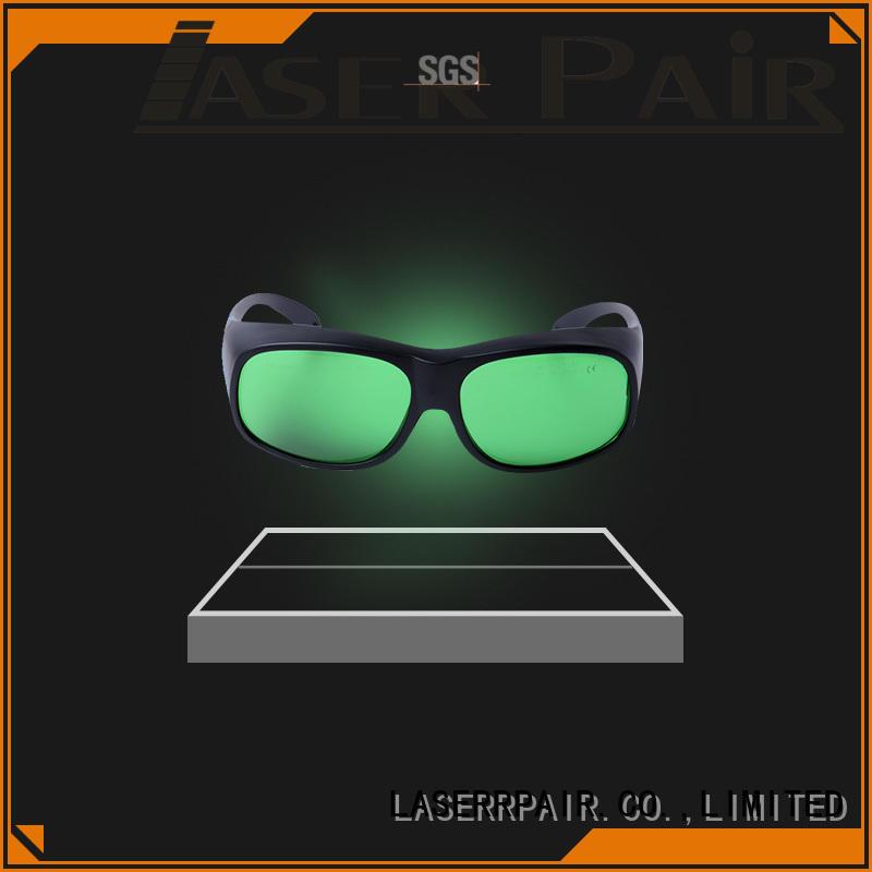 LASERRPAIR yag laser glasses exporter for industry