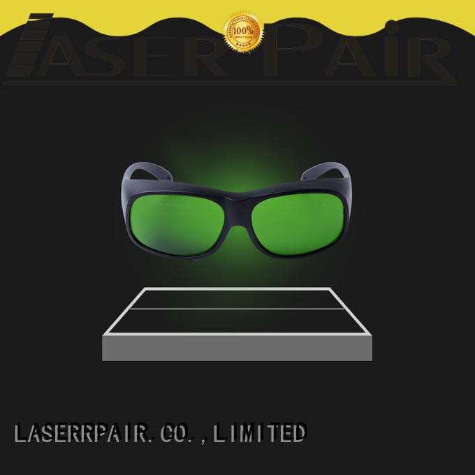 LASERRPAIR 532nm safety glasses supplier for industry