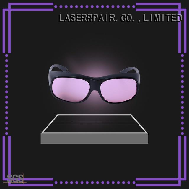 custom laser safety window awarded supplier for medical