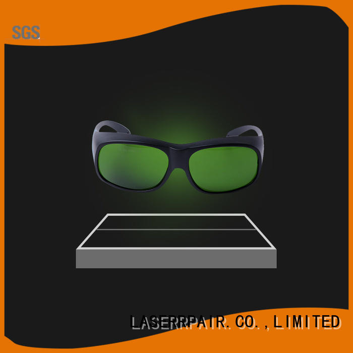 LASERRPAIR advanced technology ipl safety glasses producer for military