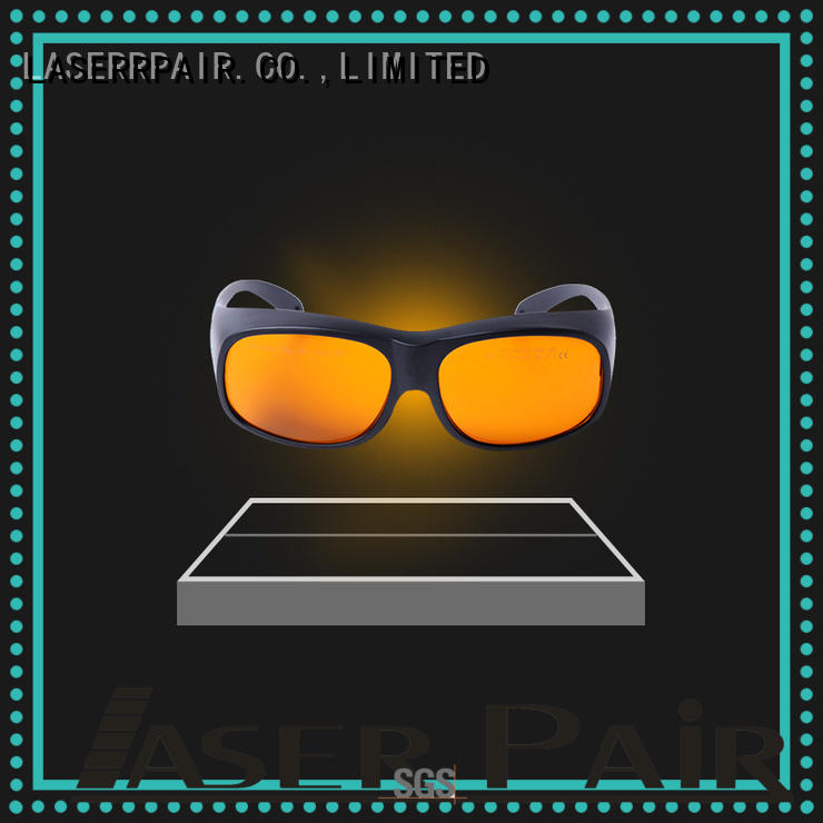 LASERRPAIR ipl goggles awarded supplier for light security