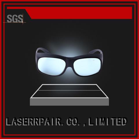 LASERRPAIR laser goggles manufacturer for medical