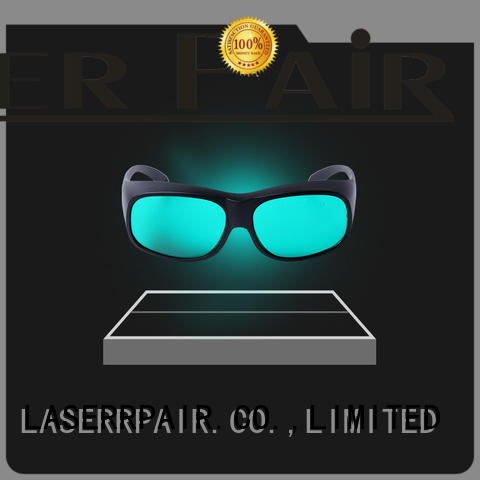LASERRPAIR premium quality alexandrite laser safety glasses solution expert for science