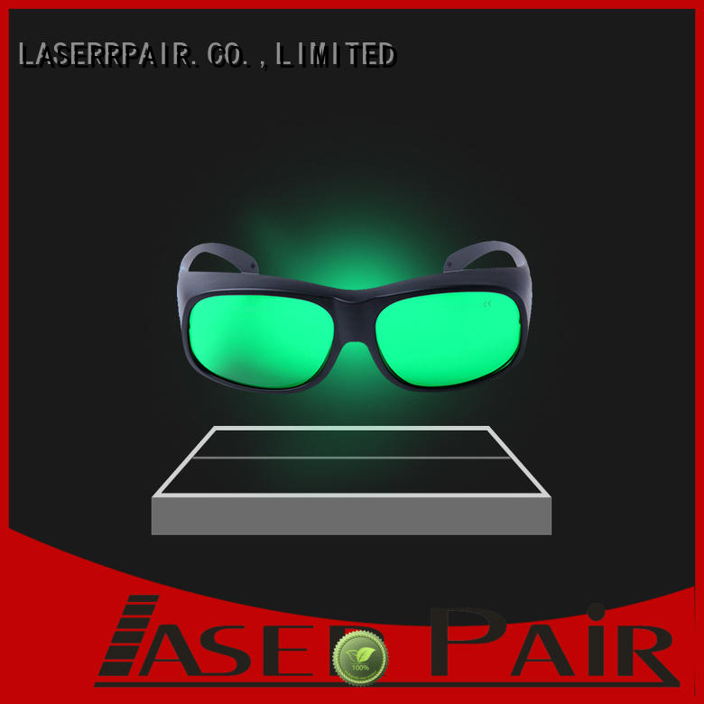 LASERRPAIR yag laser safety glasses from China for industry